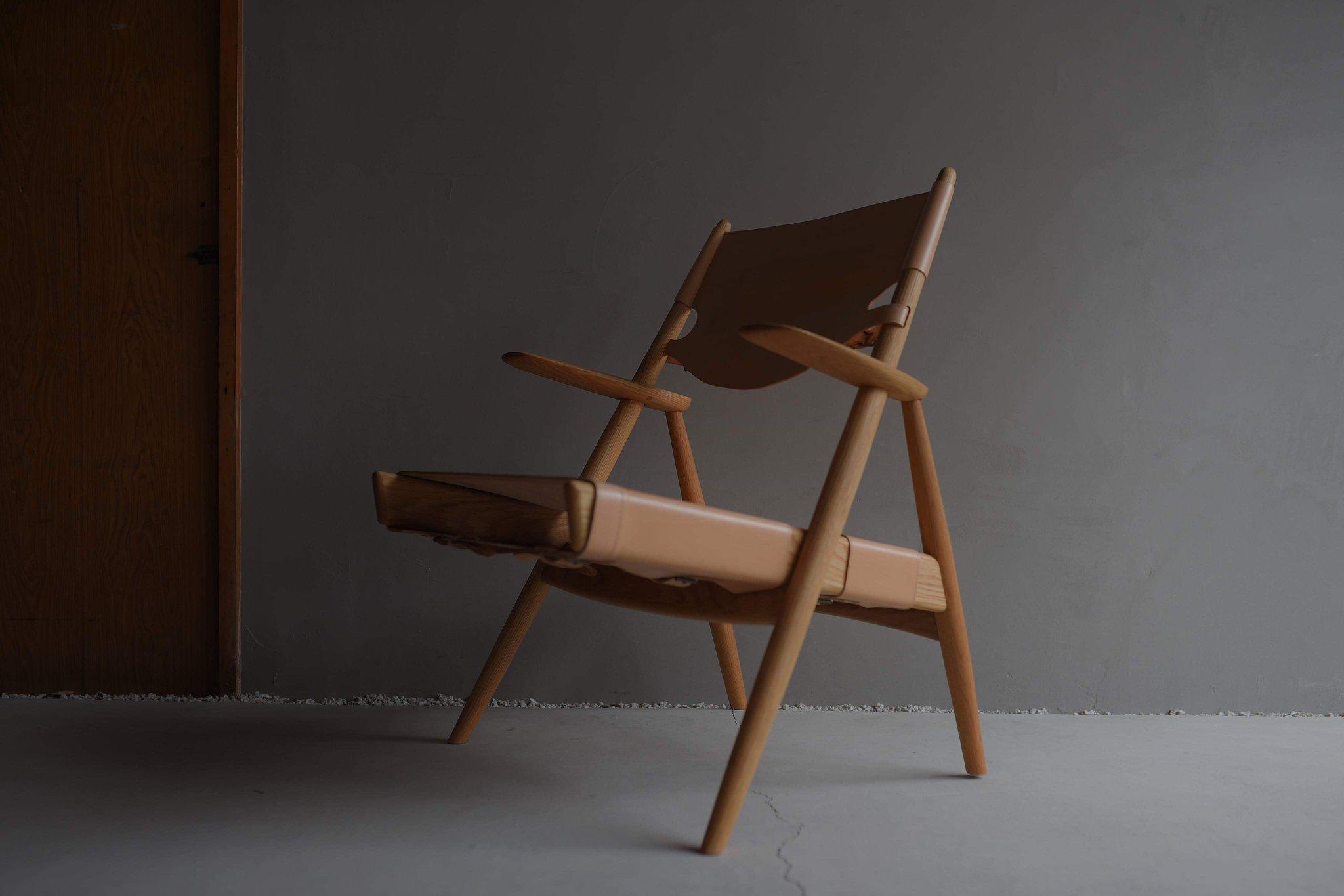 KAWA×椅子 が出来ました!